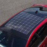 Auto elettriche con il tetto fotovoltaico? Oggi sono realtà