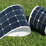 Cosa sono i pannelli solari fotovoltaici flessibili?