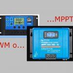 Quando preferire un regolatore di carica PWM o MPPT