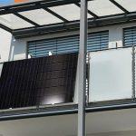 """Impianto fotovoltaico da balcone con il solare """"plug and play"""""""