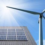 Fotovoltaico o eolico: quale è meglio per alimentare una casa?