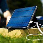 Con un piccolo pannello solare quali dispositivi posso alimentare?