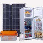Può un pannello fotovoltaico da 300 watt alimentare un frigorifero?