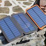 Quali sono i vantaggi di una power bank solare portatile?