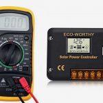 Come testare un regolatore di carica fotovoltaico