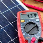 Come testare le prestazioni di un pannello fotovoltaico?