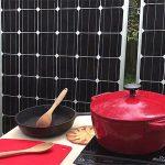 Posso cucinare con i pannelli solari fotovoltaici?