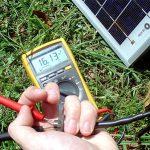 Come testare se un pannello fotovoltaico è difettoso